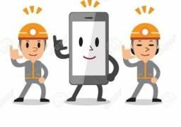 Assistência técnica p/ celulares