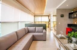 Título do anúncio: Sofisticado flat em Ponta Negra com 1 quarto. - FL0007