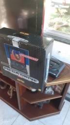 Mega drive da Tec Toy com SD