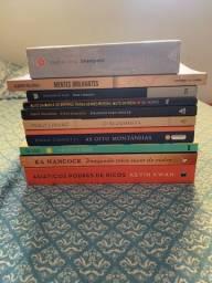Livros novos e usados a partir de 7 reais