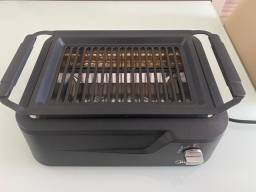 Churrasqueira elétrica Grill infravermelho Smokeless