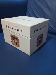 Box completo com 40dvds. Da série friends