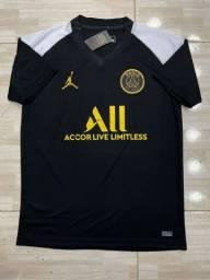 Título do anúncio: Camisas Paris Saint Germain 21/22 Novos Modelos Entrego