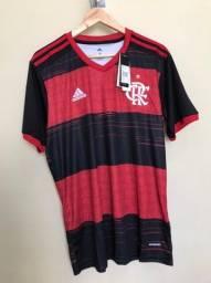 Camisa Flamengo do uniforme 1 - 2020