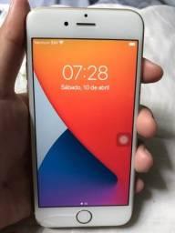 Vendo ou troco Iphone 6s com carregador
