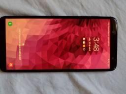 Samsung Galaxy J8 4gb de ram e 64 gb memória