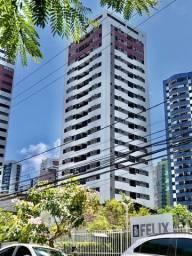 Título do anúncio: JA- Apartamento com 3 Quartos, decorado, 2 vagas andar alto