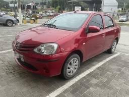 Título do anúncio: Etios Sedan 1.5AT (( 34.000km Único Dono ))