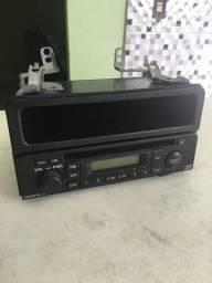 Rádio original Toyota corola