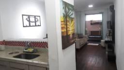 Locação- Apto 2 quartos e espaço gourmet