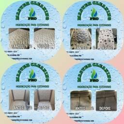 Limpeza colchões, cadeiras e sofá
