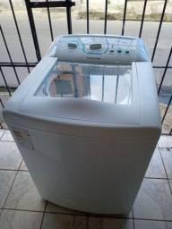 Máquina de lavar Electrolux turbo economia 12kg super conservada ZAP 988-540-491