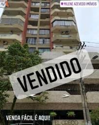 Apartamento no Ed. El Greco. Venha morar no bairro do Umarizal.