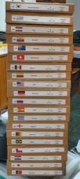 Bandeiras de países usadas na copa de 2014