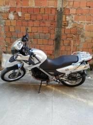 Moto BMW GS650s 2012