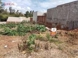 Terreno à venda, 300 m² por R$ 115.000 - Jardim America - Mandaguaçu/PR