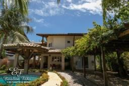 Casa Duplex Com 4 Quartos Sendo 4 Suítes Piscina Churrasqueira e á 100 Metros da Praia