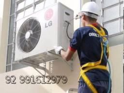 Instalação de ar condicionado Desinstalação