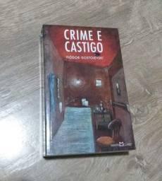 Livro Crime e Castigo - Fiódor Dostoiévski