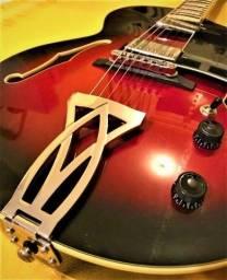 gitarra semi acústica ibanez artcore AF75-TRS
