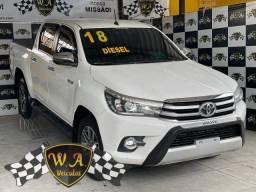 Título do anúncio: Toyota hilux 2018 2.8 srx 4x4 cd 16v diesel 4p automÁtico