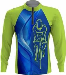 Camisa para grupo de ciclismo