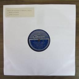 Disco 78 RPM Dalva De Oliveira - Noite De Natal / Lindo Presente