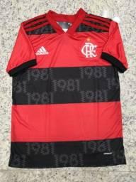 Título do anúncio: Camisas Flamengo Adidas 21/22 A Pronta Entrega