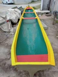 Título do anúncio: Canoa de madeira