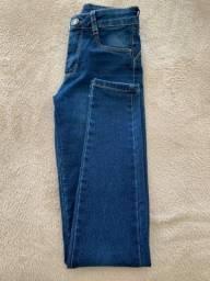Calça jeans sawary 34 em ótimo estado