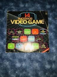 LP 14 sucessos vídeo game