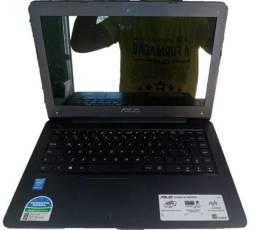 "Notebook Asus Z450L core i5 2.2 ghz-8gb RAM- SSD 120 Gb -Tela 14""-W 10"