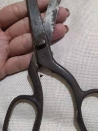 Tesouras antigas de alfaiataria