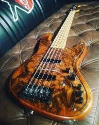 Jazz Bass D'mark