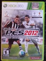 Jogo Xbox360 - PES 2012