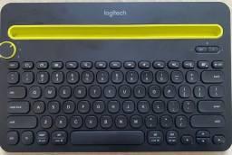 Teclado Logitech K480 wireless