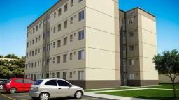 Apartamento Pronto para Morar C/ 2 Quartos - Viva Vida Alegria