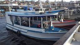 Barco de pesca ou carga