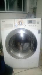 Máquina de lavar LG 8,5kg lava e seca