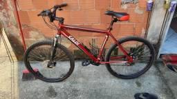 Bicicleta calor quadro 19,pronta para ciclo turismo