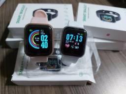 Relógio Intelige Smartwatch D20