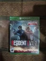 Resident Evil 2  (promoção de inverno)