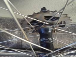 Par de rodas aro 26 bike