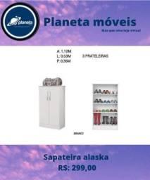 Título do anúncio: Sapateira Alaska!!!