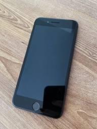 iPhone 8 Plus 256GB Preto + acessórios originais