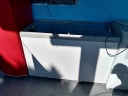 Freezer 410L semi novo