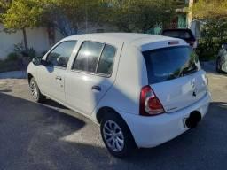 Clio 4P completo +GNV   51000 km segundo dono