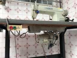Máquinas de costura industriais reta
