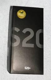 Samsung Galaxy S20+ Plus 128gb  NOVO!! Na Caixa, nunca usado!