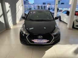 Hyundai Hb20 Unique 2019 Preto (Super Novo!!!)